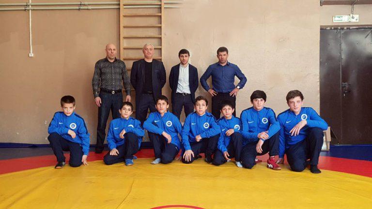 Благодарность центру реабилитационной техники Краснодар от Федерации Вольной Борьбы