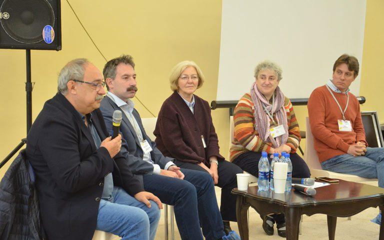 23 сентября в Москве прошла конференция, посвященная волонтерству в интернатных учреждениях для детей и взрослых