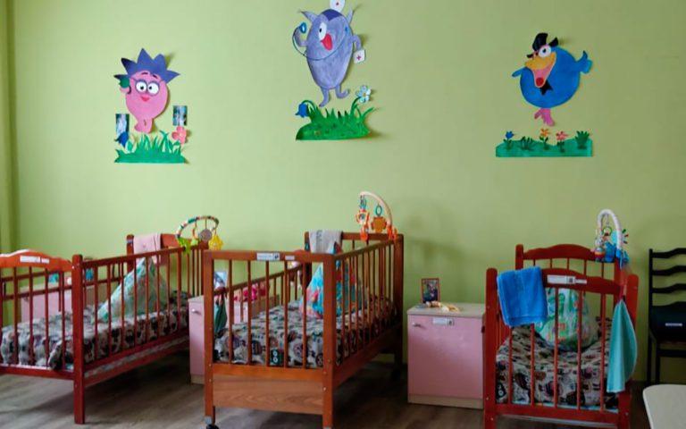 Эксперты центра лечебной педагогики «Особое Детство» посетили детский дом-интернат им. Ушинского в Шимске Новгородской области