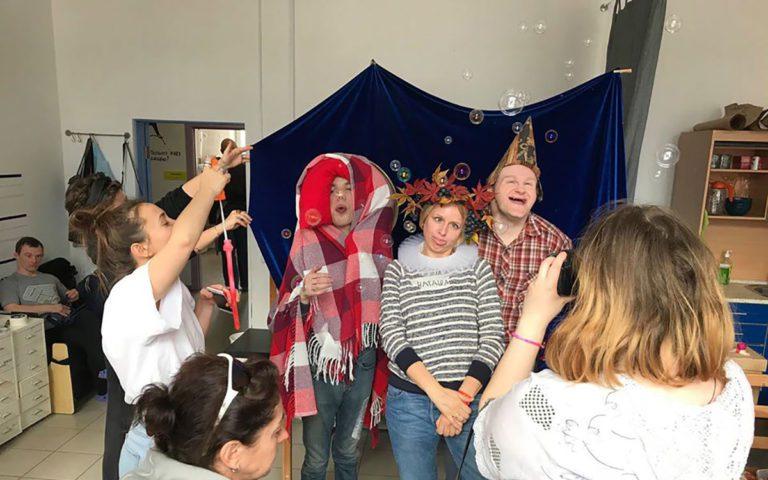 ЦЛП «Особое Детство» приглашает волонтеров в психоневрологические интернаты