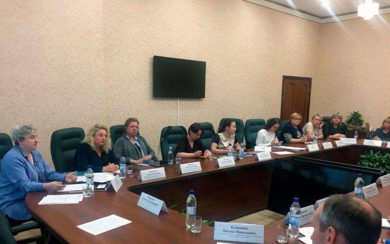 Эксперты центра лечебной педагогики «Особое Детство» провели мониторинг интернатов в Архангельске