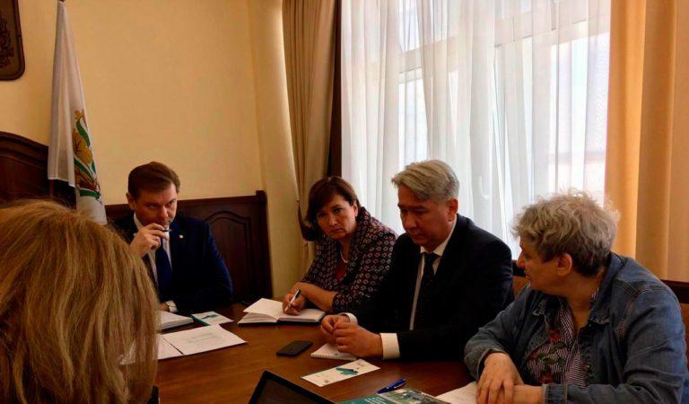 В Томской области обсудили стратегию улучшения работы ПНИ